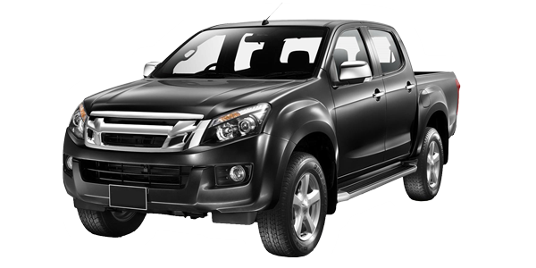 Isuzu D-Max Double Cabin Pick-Up