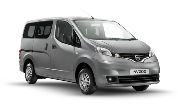 Nissan NV200 - 7-seater